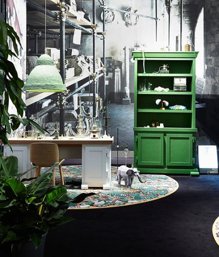 Studio Job L'afrique Carpet