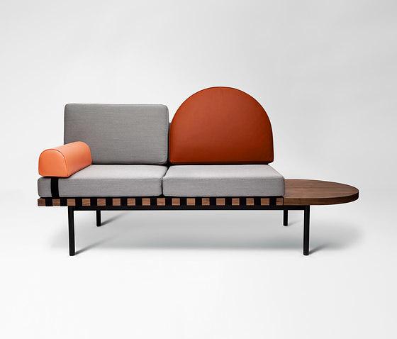 Studio pool grid sofa - Les plus beaux salons ...