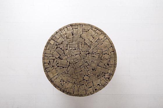 Uhuru Design Bronze Stoolen