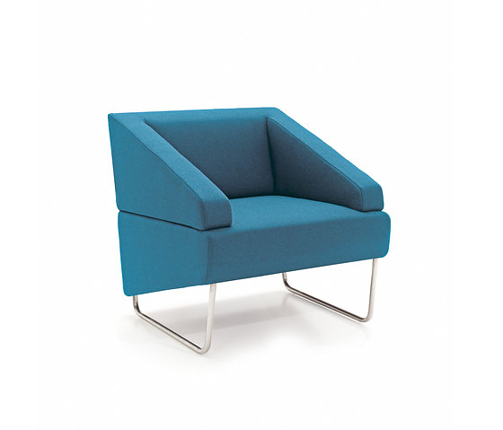 Vicente Gallega Look Armchair and Sofa