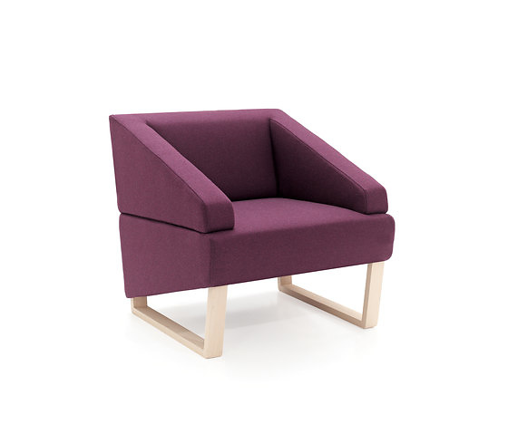 Vicente Gallega Look Sofa and Armchair