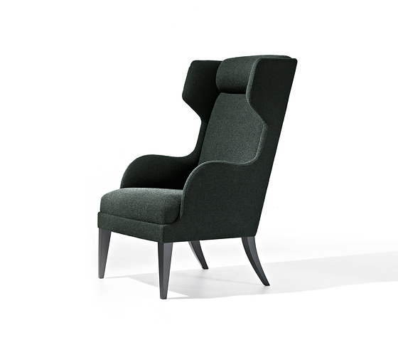 Werther Toffoloni Onda Armchair and Lounge Chair
