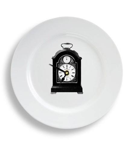 Young & Battaglia Clock Plate Clock