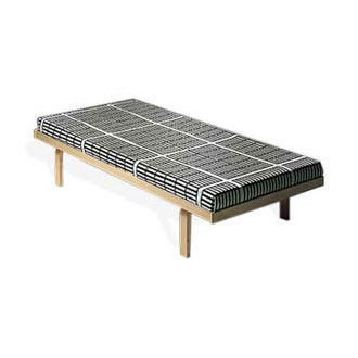 Alvar aalto daybed 710a for Chaise alvar aalto