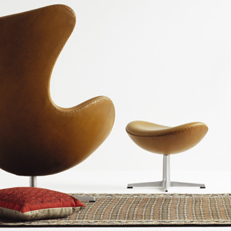 Arne Jacobsen The Egg Chair
