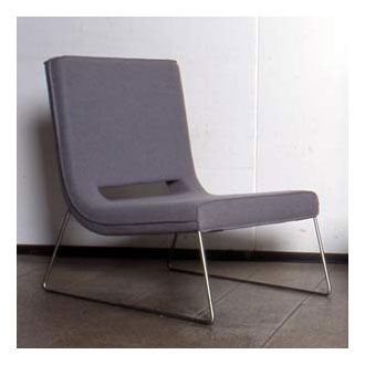Artur Moustafa Phree Lounge Chair