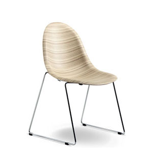 Biagio Cisotti and Sandra Laube Luna Chair