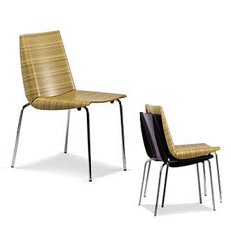 Biagio Cisotti and Sandra Laube Millefoglie Chair
