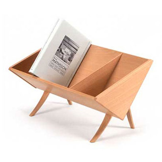 Bruno Mathsson Book Crib