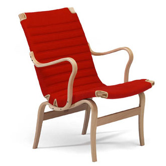 Bruno Mathsson Eva Mi 472 Easy Chair