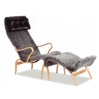 Bruno Mathsson Miranda - Mifot  Mi 427 Mi 431 Chair