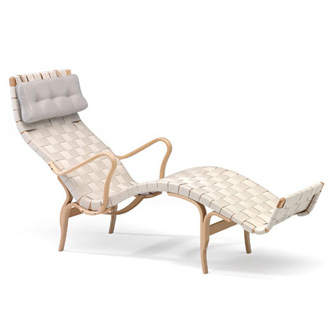 Bruno Mathsson Pernilla 3 Lounge Chair