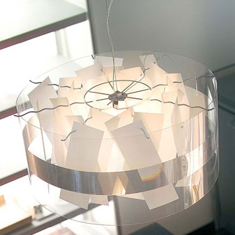 Catherine Grandidier and Edouard Boulmier Holo Lamp