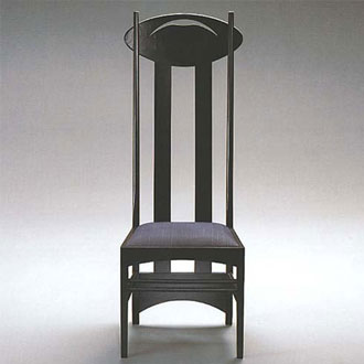 Charles Rennie Mackintosh Argyle Chair