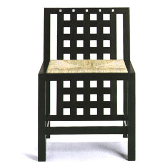 Charles Rennie Mackintosh D.S. 3 Chair
