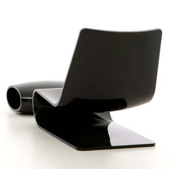 Christophe Pillet Nouvelle Vague Chaise Longue