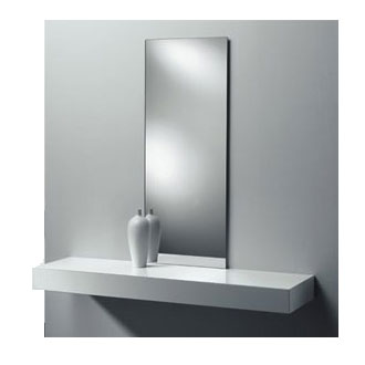 Christophe Pillet Slice Shelf With Mirror