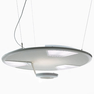 Diego Rossi and Raffaele Tedesco Zeno Suspension Lamp