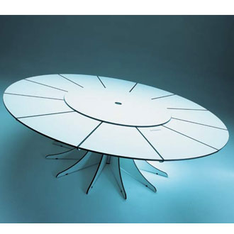 Dirk Wynants Arthur Table
