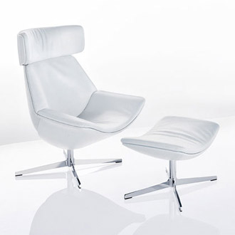 EOOS Egon Relaxing Armchair