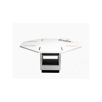 Erich Brendel M 10-4 Bauhaus Folding Table