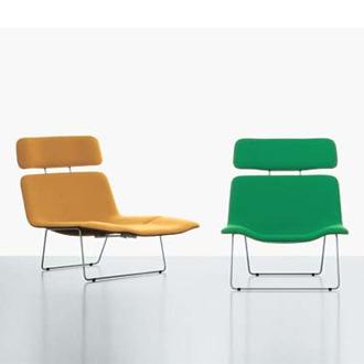 erwan bouroullec spring armchair. Black Bedroom Furniture Sets. Home Design Ideas