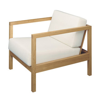 Florian Asche and Philipp Mainzer Byron Armchair