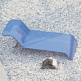 For Use Sun Lounger