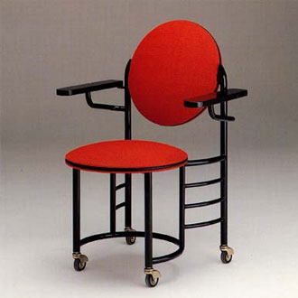 Frank Lloyd Wright Johnson Wax 2 Chair