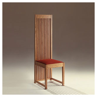 Charles Rennie Mackintosh DS 3 Chair