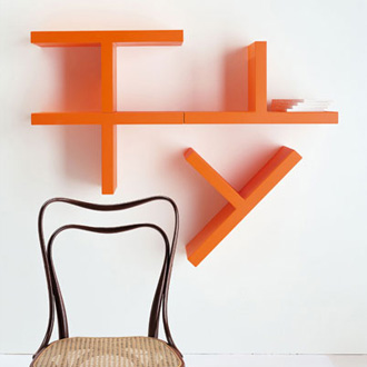 Furio Minuti Simply T Shelf