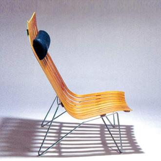 Hans Brattrud Scandia Senior Easy Chair