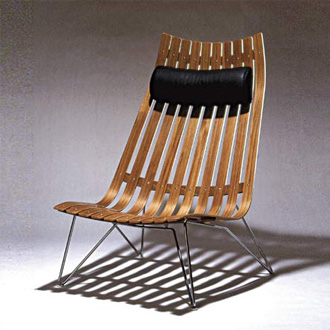 Hans Brattrud Scandia Senior Easy Chair