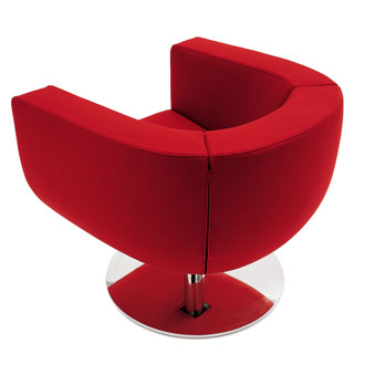 Jeffrey Bernett Tulip Armchair