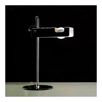 Joe Colombo Spider Table and Floor Lamp