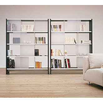 Jorge Pensi Raster Bookcase