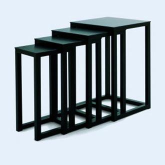 Josef Hoffmann Hoffmann Nesting Tables