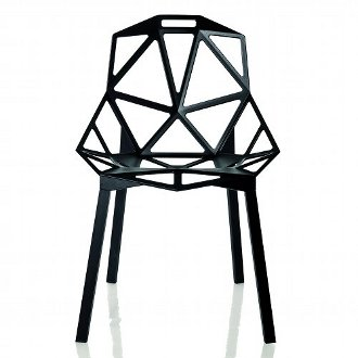 Konstantin Grcic Chair One (cement base)