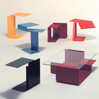 Konstantin Grcic Diana Side Tables