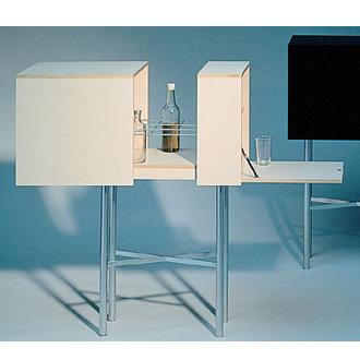 Konstantin Grcic Pandora Bar Cabinet