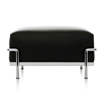 Le Corbusier, Pierre Jeanneret and Charlotte Perriand LC2 Ottoman