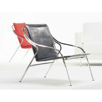 Marco Zanuso Jr. Fourline Armchair