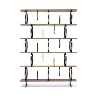 Massimo Castagna Flying Circles Bookcase