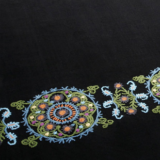 Michaela Schleypen Jewel Carpet