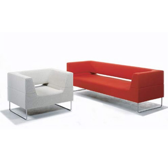 Norway Says Hal Seating Collection
