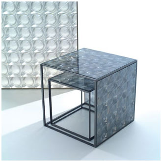 Patricia Urquiola Lens Tables