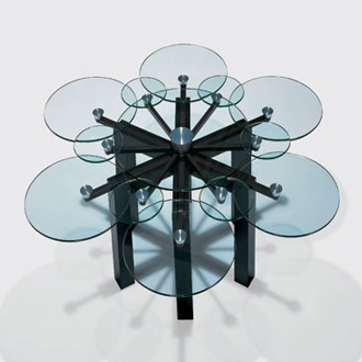 Peter Draenert Sechser Table