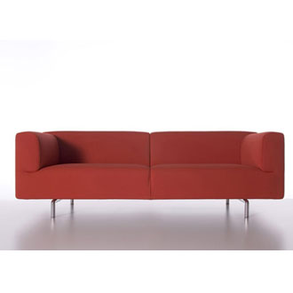Piero Lissoni and Sung-Sook Kim Met Sofas