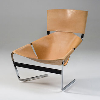Pierre Paulin F 444 Armchair