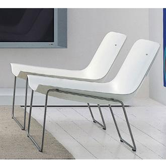 Ronan & Erwan Bouroullec Spring Plastic Armchair
